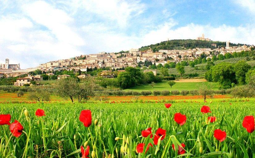 Mappa Assisi-Armenzano