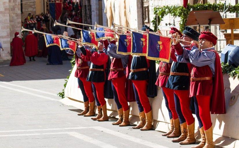 Calendimaggio Assisi