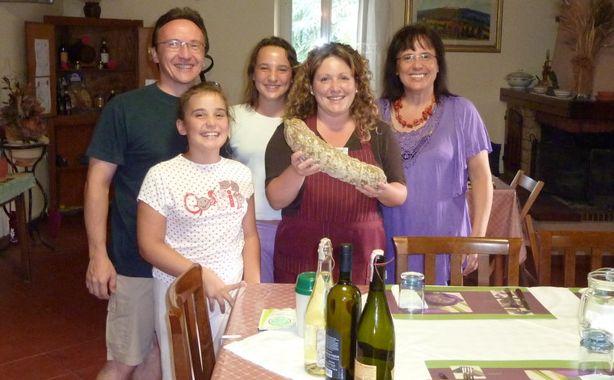 Agriturismo per le famiglie - Il Sentiero di Armenzano Assisi
