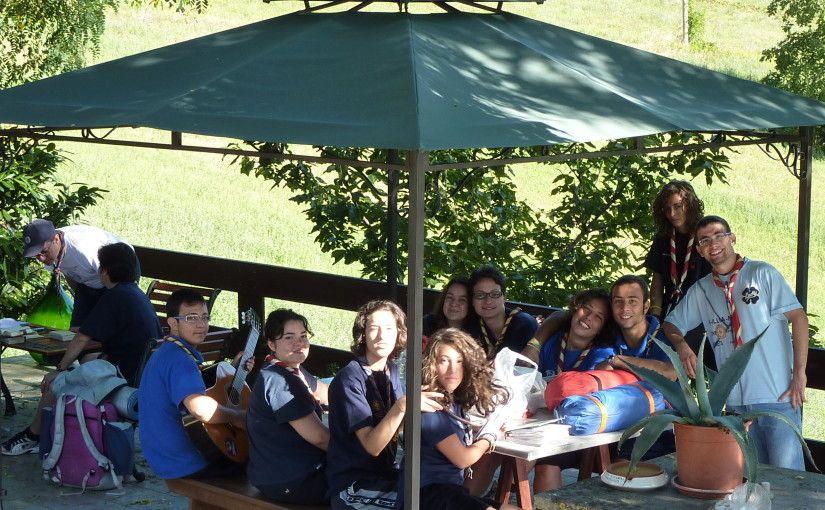 Scout, campeggiatori