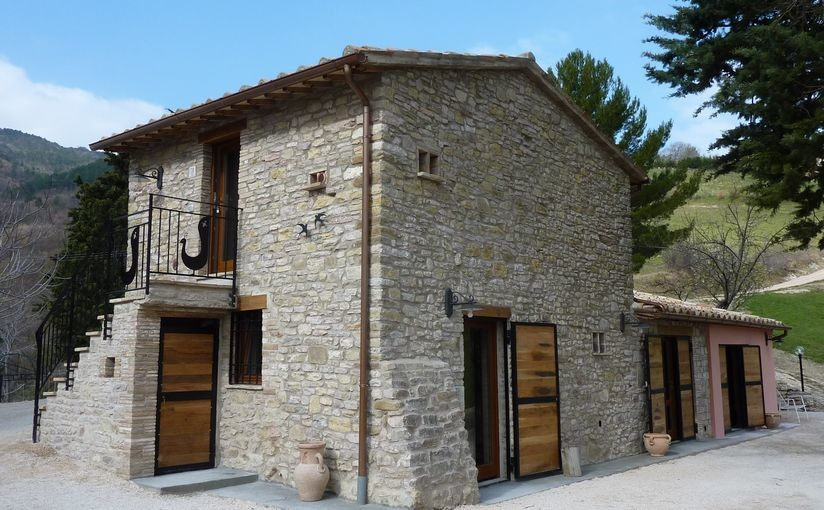Casolare vacanza Assisi