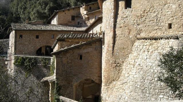 Eremo delle Carceri - attrazioni Assisi