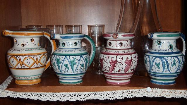 Gioco etrusco: bevi se  puoi