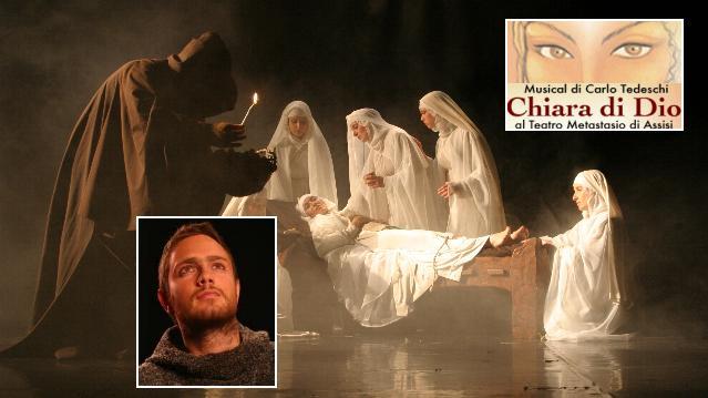 Musical Chiara di Dio - Teatro Metastasio di Assisi